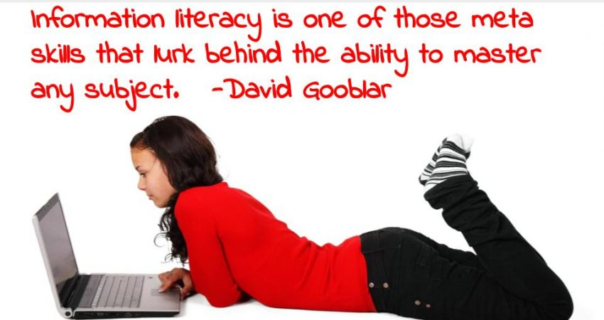 Top 21st Century Skills: Information Literacy